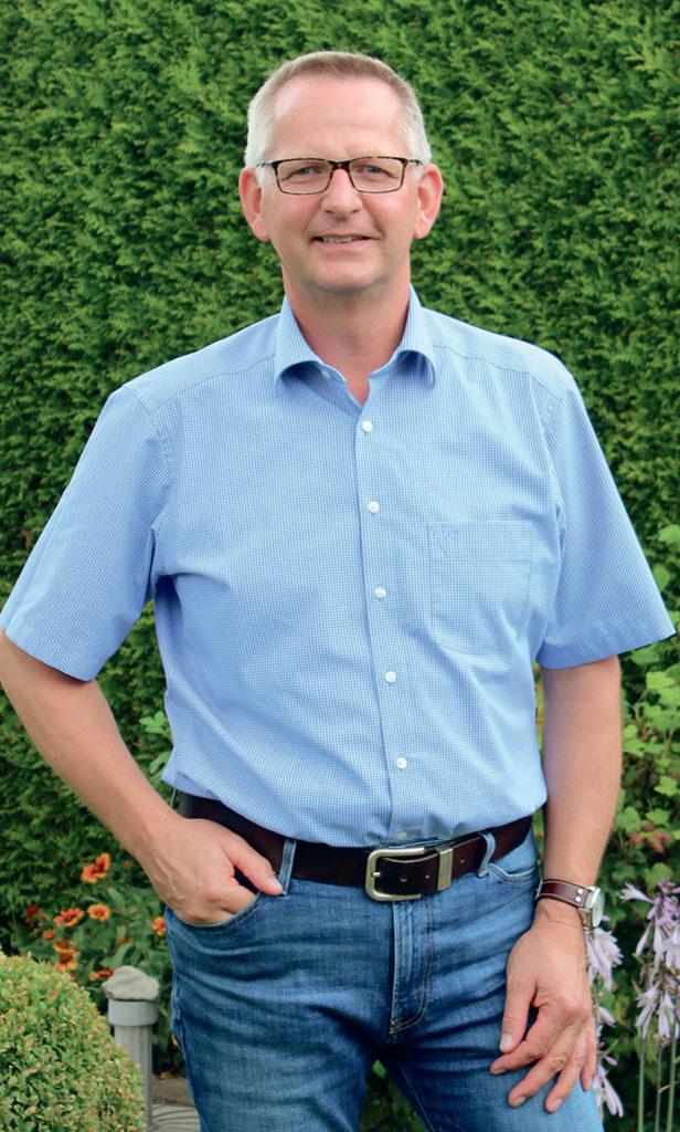 Bürgermeister Neumann
