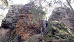 Silikatfelsen Baddeckenstedt