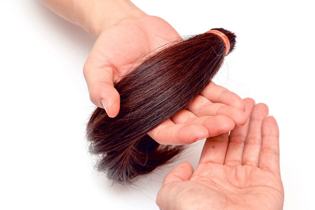 Haare Für Perücke Spenden
