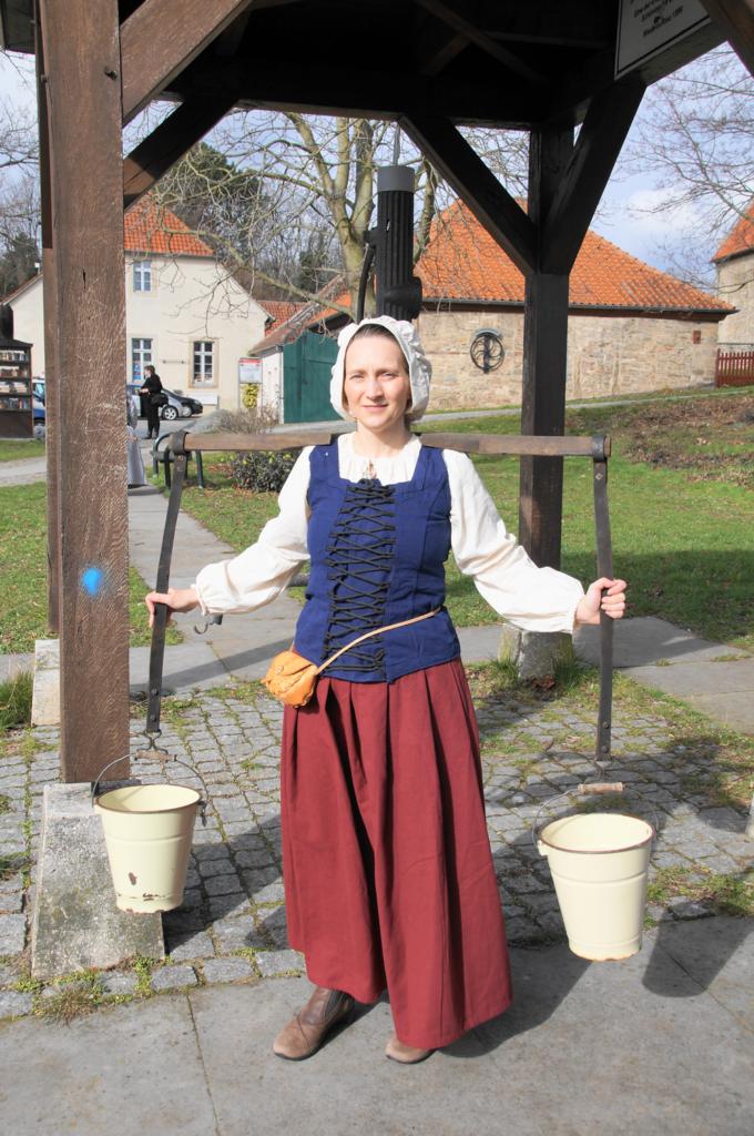 Schöninger Wassermaid Mirelle Müller
