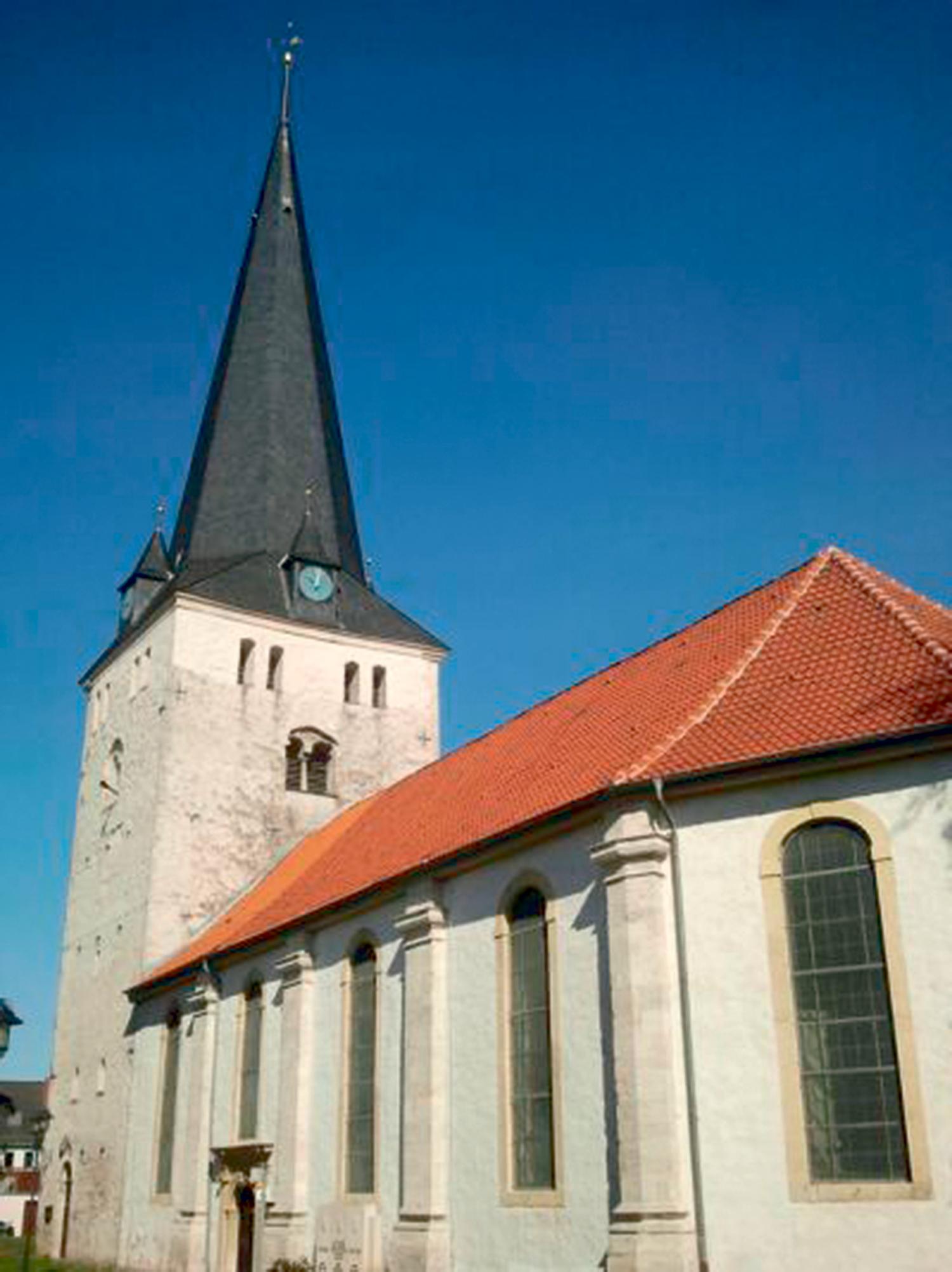 Kirche St.Stephanus in Schöppenstedt