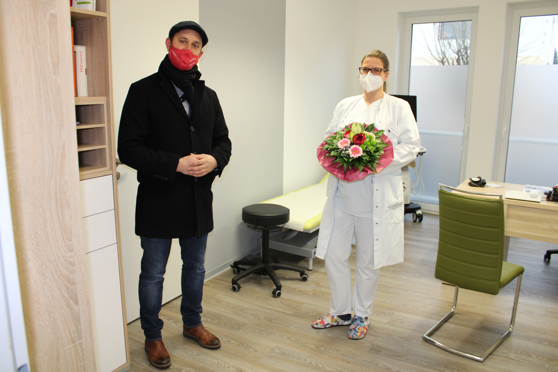 Neue Ärztin in Schöningen