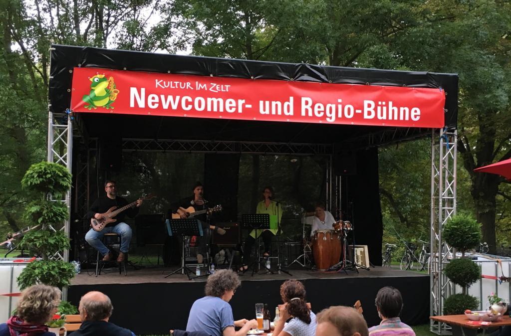 Newcomer- und Regiobühne