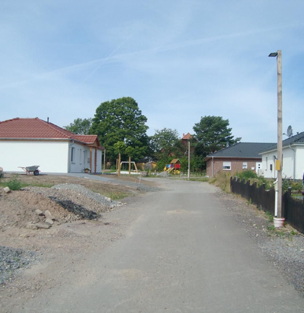 Baugebiet in Räbke